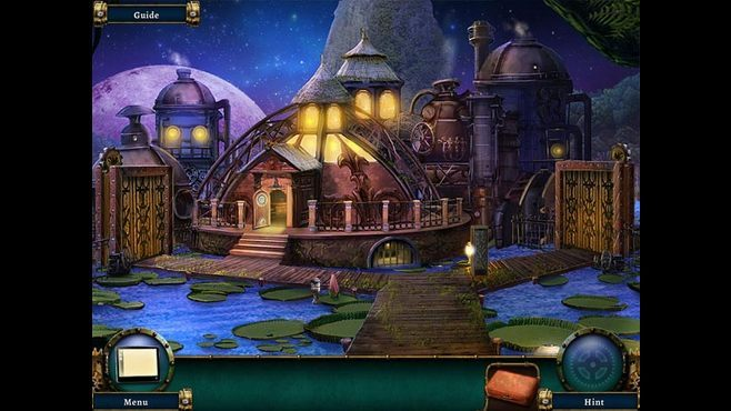 Botanica: Into the Unknown Collector's Edition Screenshot 1