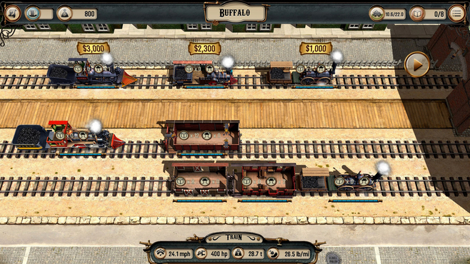 Bounty Train Screenshot 9