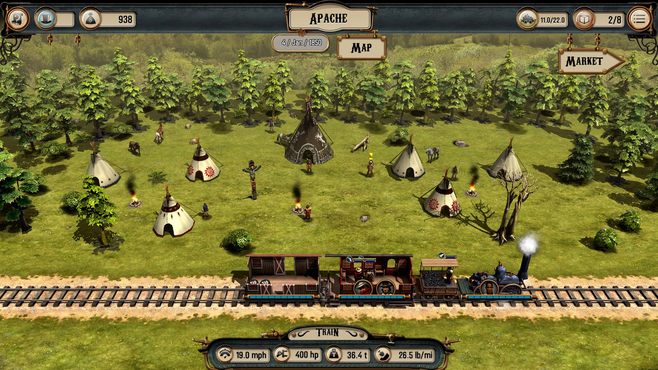 Bounty Train Screenshot 10