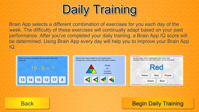 Brain App - Daily Brain Training Screenshot 7