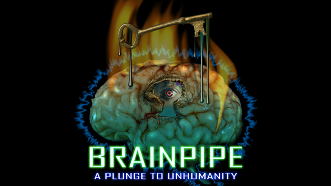 Brainpipe: A Plunge to Unhumanity Screenshot 4