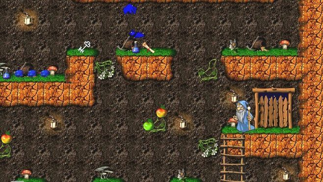 Brave Dwarves: Back for Treasures Screenshot 1