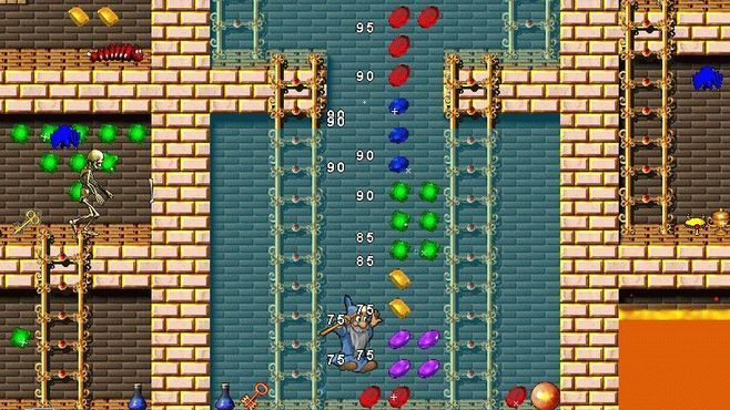 Brave Dwarves: Back for Treasures Screenshot 2