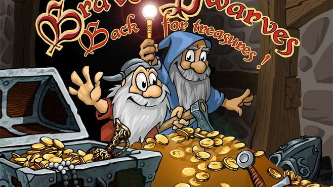 Brave Dwarves: Back for Treasures Screenshot 3