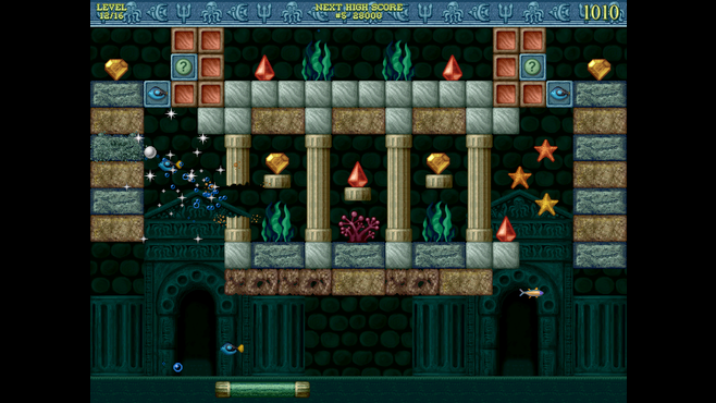 Bricks of Atlantis Screenshot 1