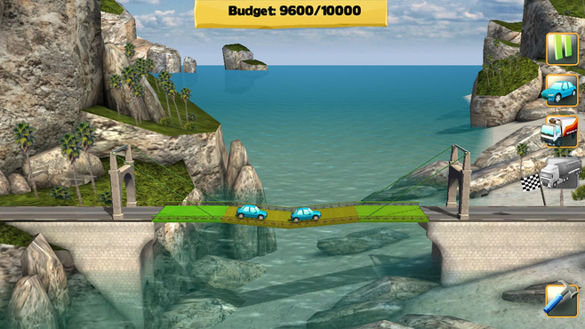 Bridge Constructor Screenshot 3
