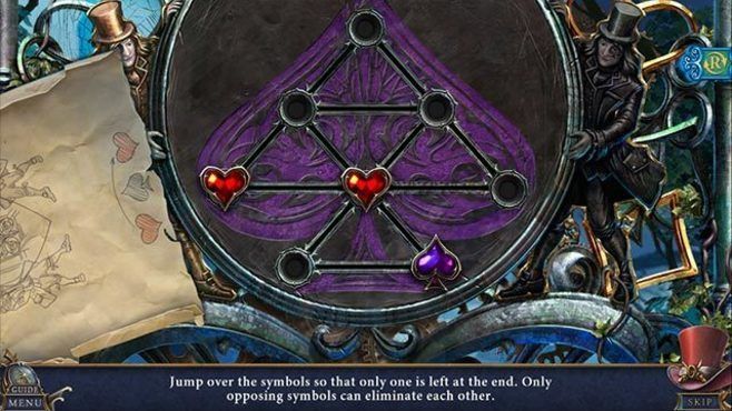 Bridge to Another World: Alice in Shadowland Screenshot 1