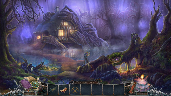 Bridge to Another World: Burnt Dreams Collector's Edition Screenshot 2