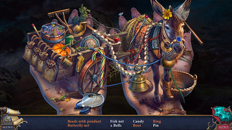 Bridge to Another World: Gulliver Syndrome Collector's Edition Screenshot 3