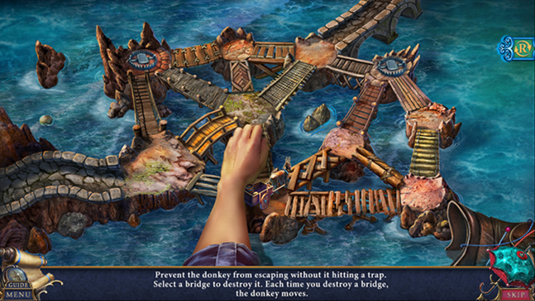 Bridge to Another World: Gulliver Syndrome Screenshot 2