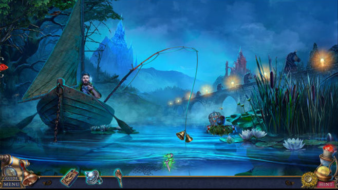 Bridge to Another World: Through the Looking Glass Collector's Edition Screenshot 1