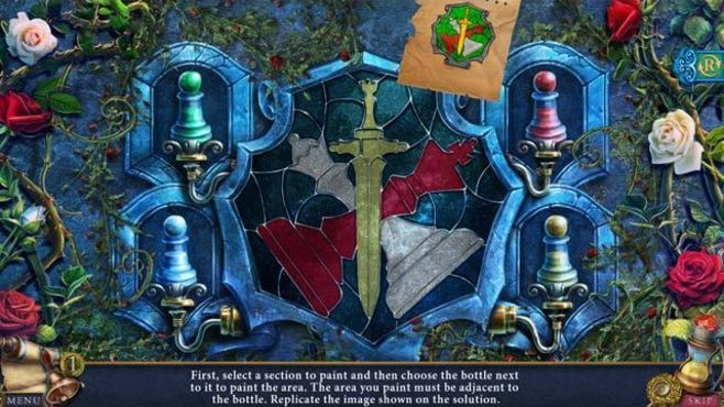 Bridge to Another World: Through the Looking Glass Collector's Edition Screenshot 2