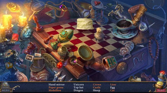 Bridge to Another World: Through the Looking Glass Collector's Edition Screenshot 3