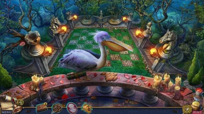 Bridge to Another World: Through the Looking Glass Collector's Edition Screenshot 4