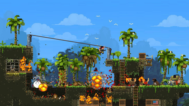 Broforce Screenshot 8