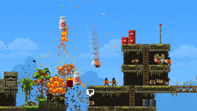 Broforce Screenshot 9