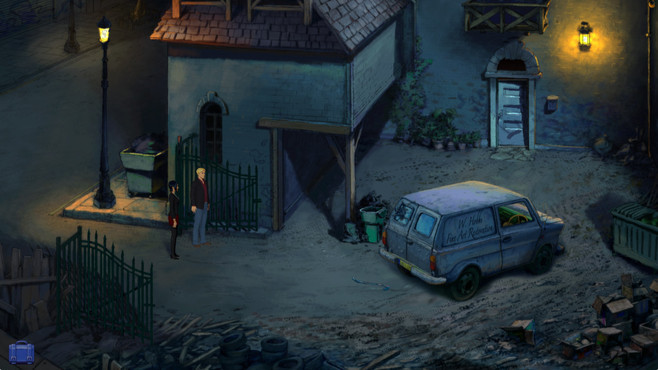 Broken Sword 5 - the Serpent's Curse Screenshot 5