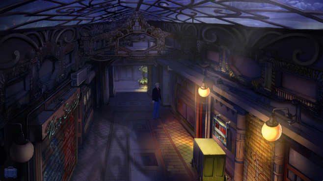 Broken Sword 5 - the Serpent's Curse Screenshot 8