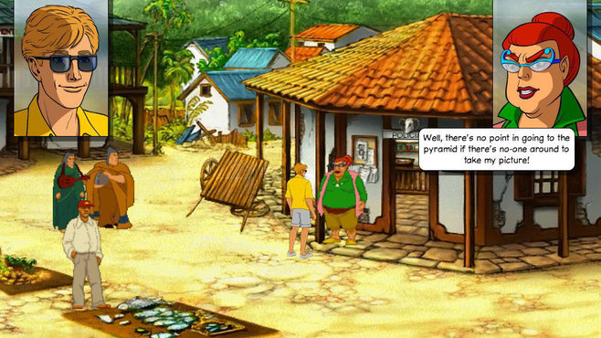 Broken Sword II: The Smoking Mirror Remastered Screenshot 4