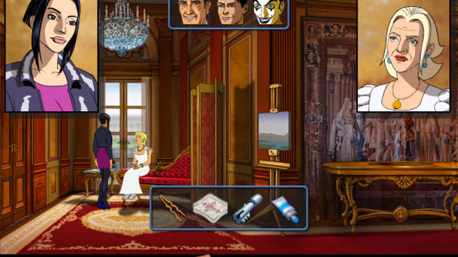 Broken Sword: Shadow of the Templars Director's Cut Screenshot 1