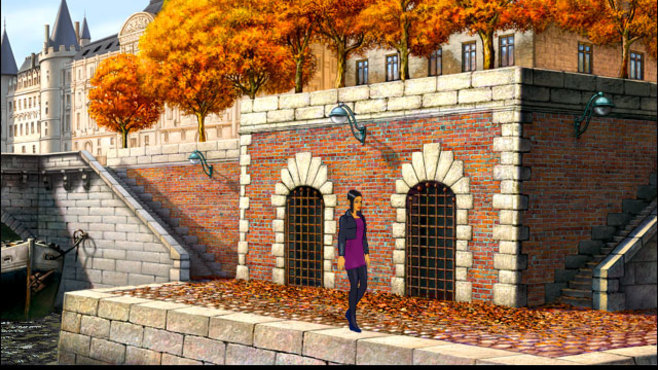 Broken Sword: Shadow of the Templars Director's Cut Screenshot 2