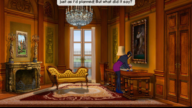 Broken Sword: Shadow of the Templars Director's Cut Screenshot 3