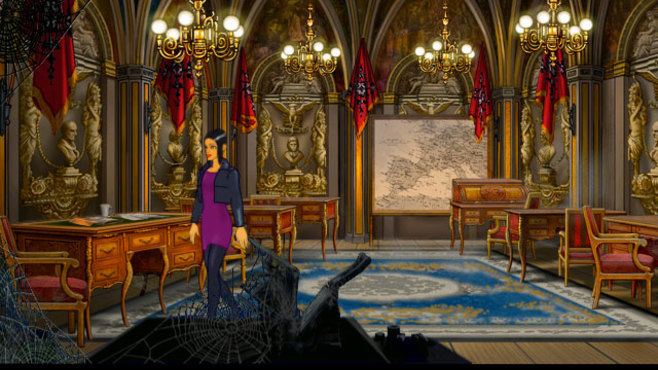 Broken Sword: Shadow of the Templars Director's Cut Screenshot 4