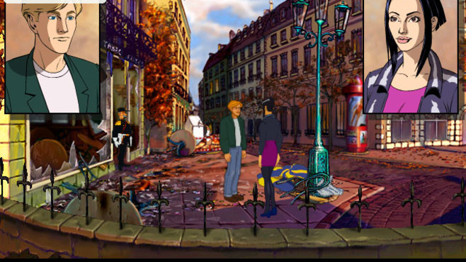 Broken Sword: Shadow of the Templars Director's Cut Screenshot 7