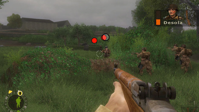 Brothers in Arms: Double Time Screenshot 1