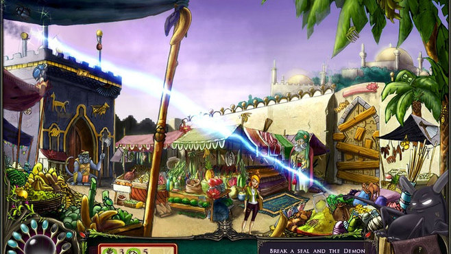 Brunhilda and the Dark Crystal Screenshot 3