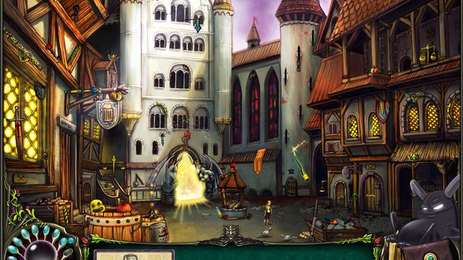 Brunhilda and the Dark Crystal Screenshot 4