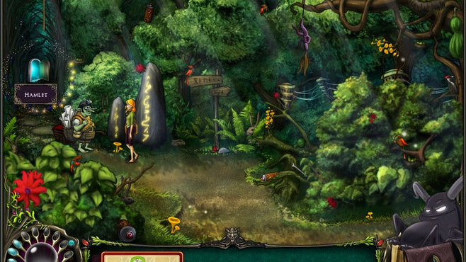 Brunhilda and the Dark Crystal Screenshot 6