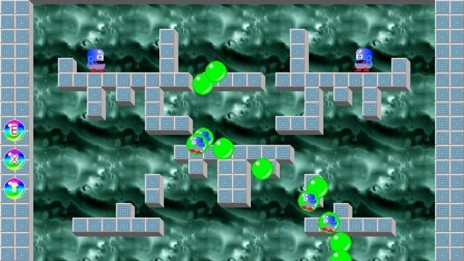 Bubble Bobble Nostalgie Screenshot 2
