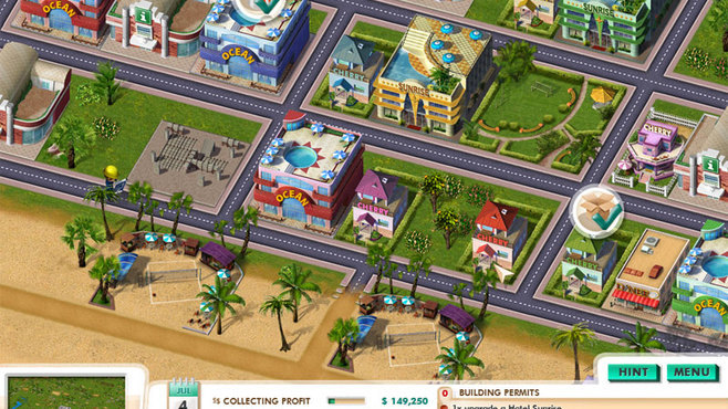 Build It! Miami Beach Resort Screenshot 2