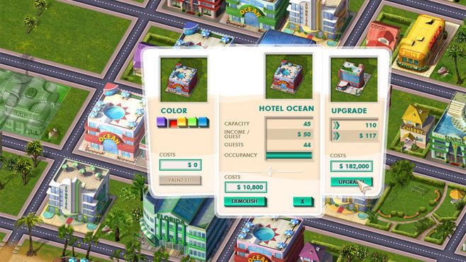 Build It! Miami Beach Resort Screenshot 4
