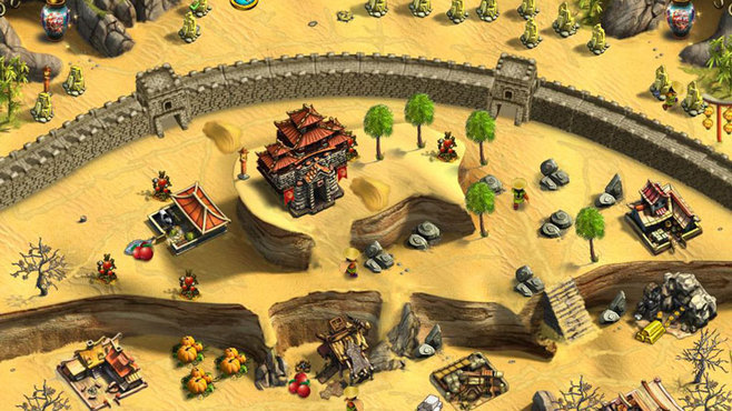 Building The Great Wall of China Collectors Edition Screenshot 4
