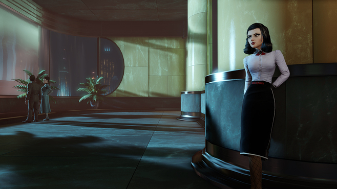 BioShock Infinite: Burial at Sea - Episode 1 Screenshot 1