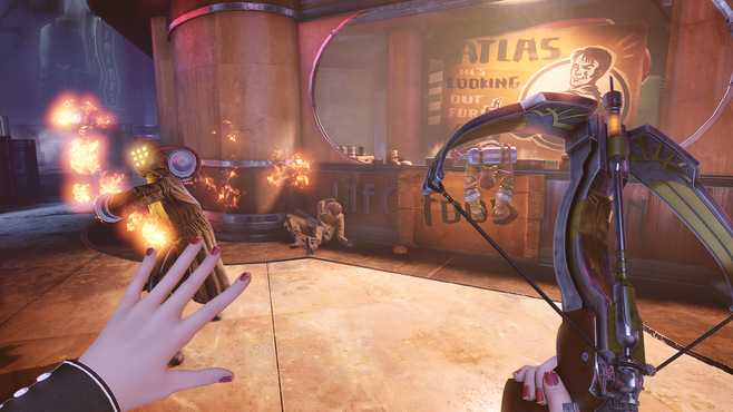 BioShock Infinite: Burial at Sea - Episode 2 Screenshot 1