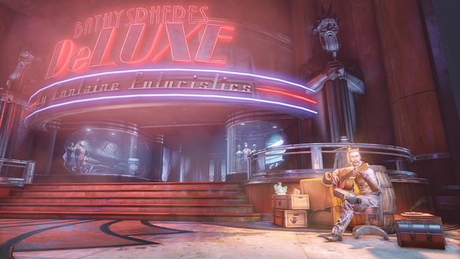 BioShock Infinite: Burial at Sea - Episode 2 Screenshot 3
