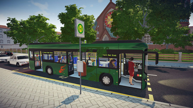 Bus Simulator 16 Screenshot 1