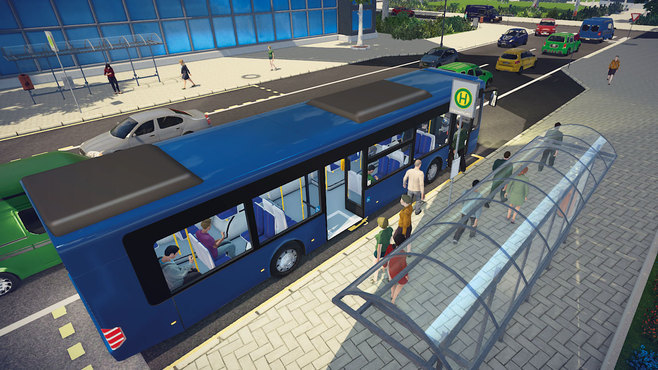 Bus Simulator 16 Screenshot 14