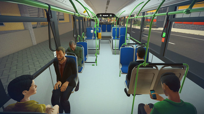 Bus Simulator 16 Gold Edition Screenshot 1