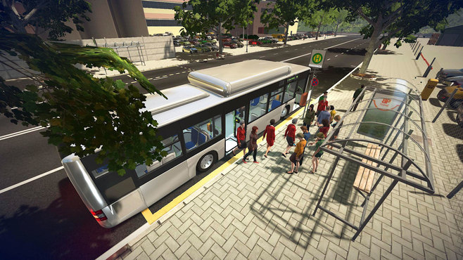 Bus Simulator 16 Gold Edition Screenshot 2