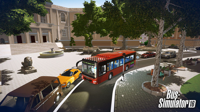 Bus Simulator 16 - MAN Lion's City A 47 M Screenshot 1