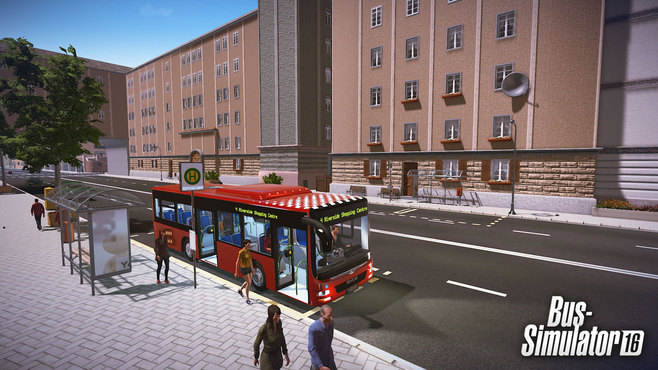 Bus Simulator 16 - MAN Lion's City A 47 M Screenshot 2