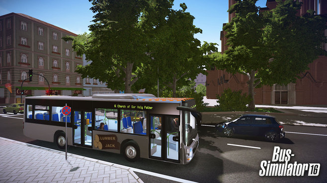 Bus Simulator 16 - MAN Lion's City A 47 M Screenshot 3