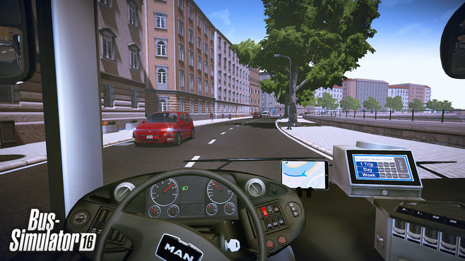 Bus Simulator 16 - MAN Lion's City A 47 M Screenshot 5