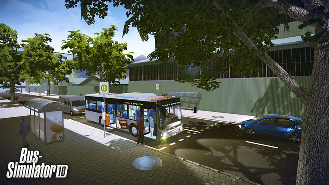 Bus Simulator 16 - MAN Lion's City A 47 M Screenshot 6