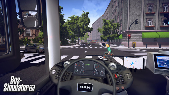 Bus Simulator 16 - MAN Lion's City A 47 M Screenshot 7