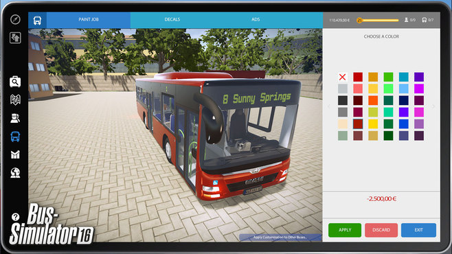 Bus Simulator 16 - MAN Lion's City A 47 M Screenshot 8